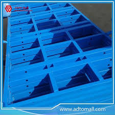 steel frame slab formwork