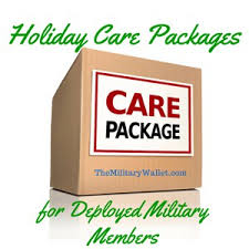 care package ideas for holiday