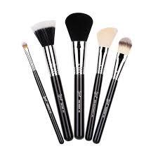 kabuki brushes synthetic foundation