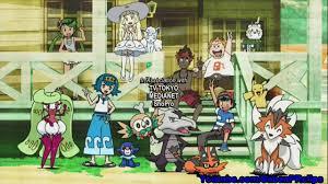 Pokemon the series: Sun & Moon: Ultra Legends Official Ending ...