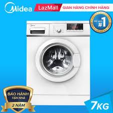 Máy giặt Midea MFG70-1000 7kg, Giá tháng 6/2020