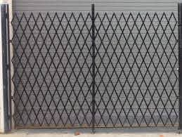 Expandable Security Gates Niles Fence