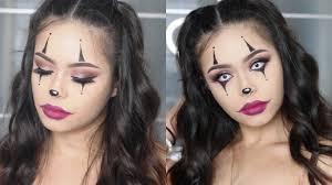 scary clown makeup easy saubhaya makeup