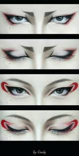 male cosplay eye makeup tutorials 3