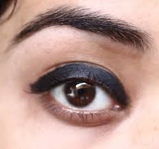 grungy eyes makeup tutorial