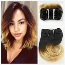 weave human virgin hair extension