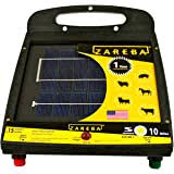 Amazon Com Parmak Magnum Solar Pak 12 Low Impedance 12 Volt Battery Operated 30 Mile Range Electric Fence Charger Mag12 Sp Agricultural Livestock Electric Fence Chargers Garden Outdoor