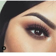 a simple makeup for work inspiring las