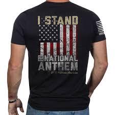 Nine Line Nine Line I Stand Men S T Shirt Walmart Com Walmart Com