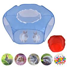 Pet Cage Small Animal Fence Toy Storage Bag Zipper Cover Yard Fence Outdoor Indoor Sports Tent For Hamster Turtle Kitten Rabbit Natural Pet Products Online Discount Pet Supplies From Erikaning 11 81 Dhgate Com
