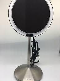 simplehuman sensor mirror rose gold 10x