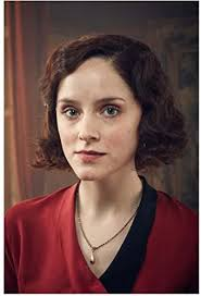 Peaky Blinders Sophie Rundle as Ada Shelby Head Shot Red Lips 8 x 10 Inch  Photo at Amazon's Entertainment Collectibles Store