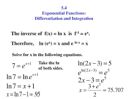 ppt 5 4 exponential functions
