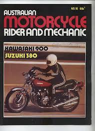 mechanic magazine suzuki gt380 kawasaki