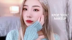 k pop makeover how to do korean idol