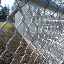 China Pvc Coated Stainless Steel Wire Mesh Chain Link Fence China Fence Wire Mesh Steel Fence