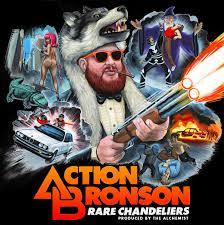 Action Bronson's Album Art Is as Insane as His Lyrics   WIRED