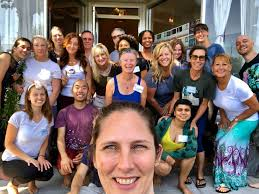 Adeline Yoga Workshops - YogaWalls