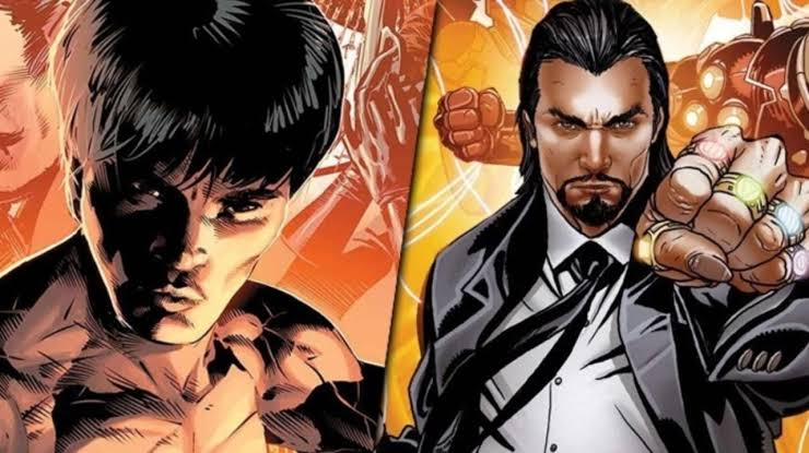 Debut Of The Mandarin In Shang-Chi