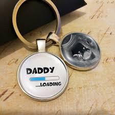 personalised photo keyring dad s