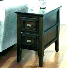 small end table with drawer end table