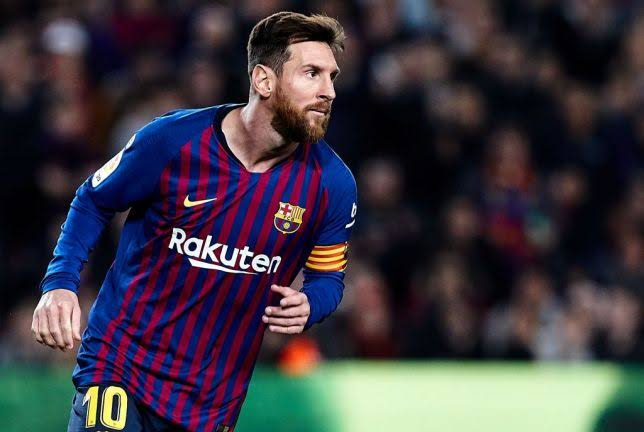 Image result for messi getty""