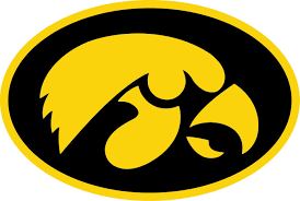 Amazon Com Iowa Hawkeyes Vinyl Sticker 3 X5 Decal Bumper Car Truck Laptop Kitchen Dining