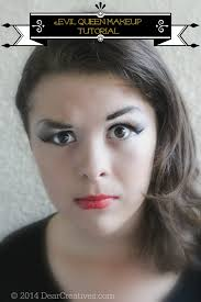evil queen make up tutorial with makeup