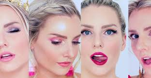 prom makeup tutorial 4 easy diy looks