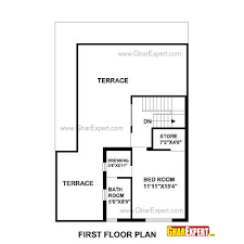 house plans also 150 square yards plan