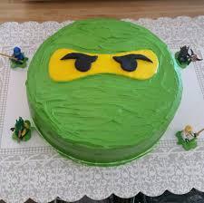 Made a Ninjago Birthday Cake for my lil Nephew! So easy to make... | Ninja birthday  cake, Ninjago birthday, Boys birthday cakes easy