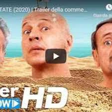 Odio l'Estate (2020)   Trailer della commedia con Aldo, Giovanni e ...