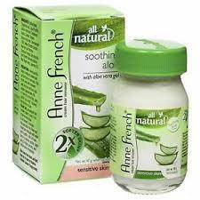 creme soothing aloe aloevera 40 gm
