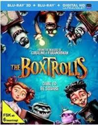 Die Boxtrolls (2D + 3D) (DVD), Alan Snow) Irena Brignull, Adam Pava, Bev  Doyle, Richard Kurti