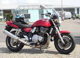 suzuki suzuki gsx 250 fx moto