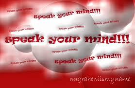 speak your mind sikap orang tua yang bisa menyakiti jiwa anak