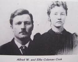 Effie May Cook (Coleman) (1878 - 1970) - Genealogy