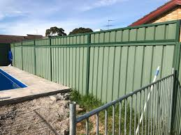 Colorbond Fence Extensions To Maintain Zacoli Building And Fencing Facebook