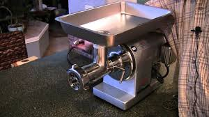 using thunderbird tb 300e meat grinder