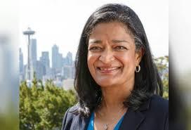 India-born Pramila Jayapal becomes first South Asian American woman to  chair US house
