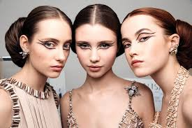 haute couture show backse makeup