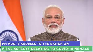 PM Modi's address to the nation on ...