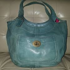 leather ergo legacy tote 10744