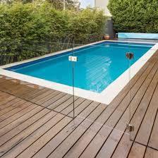 apartment swimming pool fence aluminum