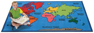 Carpets For Kids World Map Valueplus Rug 8 X 12 96 86 Maps Geography Rugs Worthington Direct