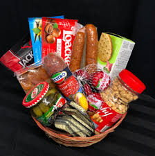 basket gift basket in sylvan lake ab
