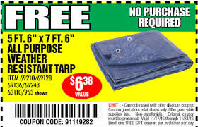 harbor freight tools free no purchase