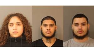 East Hartford Police Arrest Three Robbery Suspects - Hartford Courant