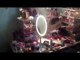 conair oval lighted mirror you