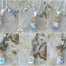 best small glass bottles for necklaces